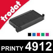 Cassette d'encrage pour Trodat Printy 4912