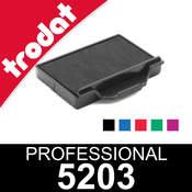Cassette d'encrage pour Trodat Professional 5203