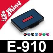 Cassette encrage Shiny Dateur E-910