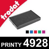 Cassette d'encrage pour Trodat Printy 4928