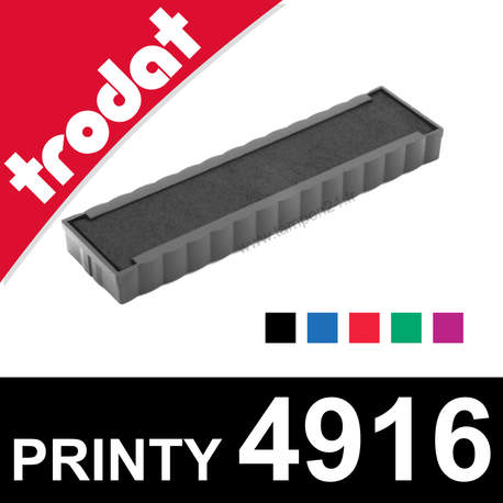 Cassette encrage Trodat Printy 4916