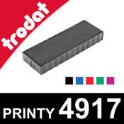 Cassette d'encrage pour Trodat Printy 4917