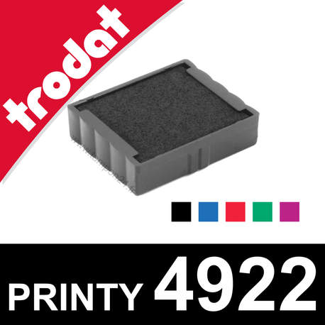 Cassette encrage Trodat Printy 4922