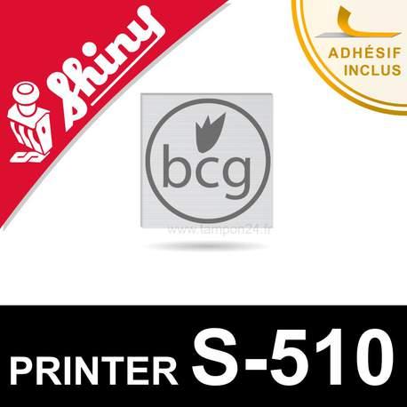 Empreinte Shiny Printer S-510