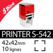 Shiny Printer S-542