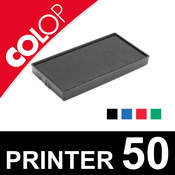 Cassette d'encrage pour Colop Printer 50