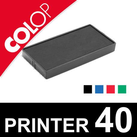 Cassette encrage Colop Printer 40