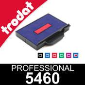 Cassette d'encrage pour dateur Trodat Professional 5460