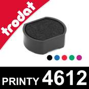 Cassette d'encrage pour Trodat Printy 4612