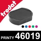 Cassette d'encrage pour Trodat Printy 46019