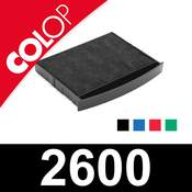 Cassette d'encrage pour Colop 2600