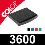 Cassette d'encrage pour Colop 3600