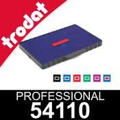 Cassette d'encrage pour Trodat Professional 54110