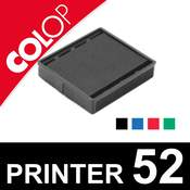 Cassette d'encrage pour Colop Printer 52