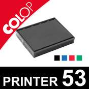 Cassette d'encrage pour Colop Printer 53