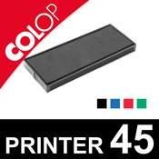 Cassette d'encrage pour Colop Printer 45