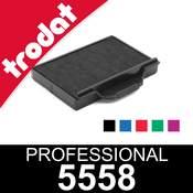 Cassette d'encrage pour Trodat Professional 5558