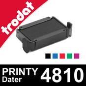 Cassette d'encrage pour Trodat Printy Dater 4810