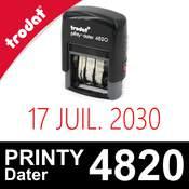 Trodat Printy Dater 4820